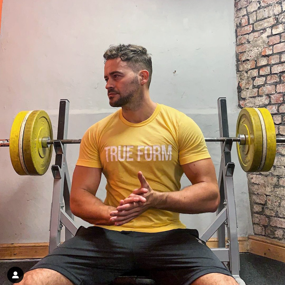 Steff Lloyd - personal trainer Cardiff